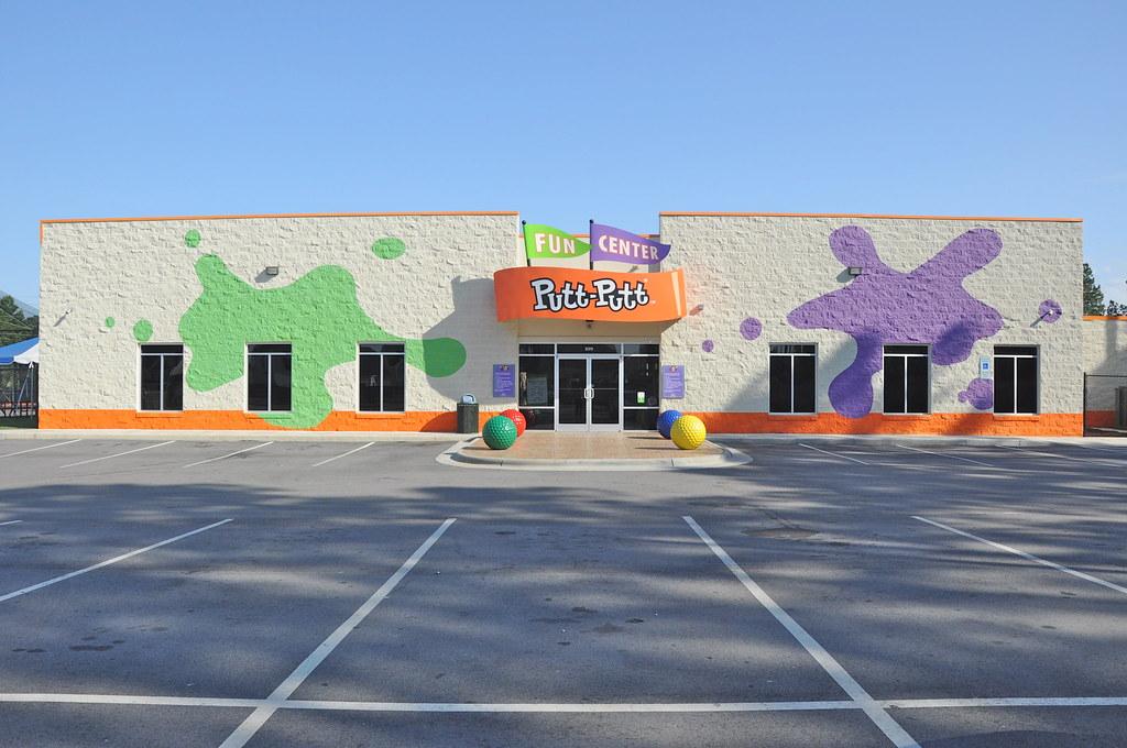 Welcome To Putt Putt Fun Center!