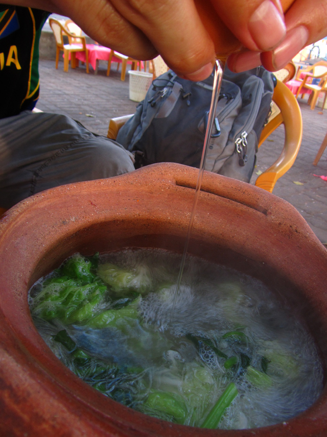 Jim Jum (Soup Hot Pot) จิ้มจุ่ม