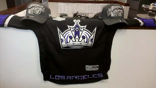 LA Kings' Shrine by djGoddessa