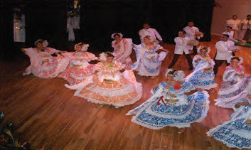 Panama's History in Dance