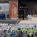 Misa del Cardenal Maradiaga durante el Congreso Eucarístico Internacional de Dublin
