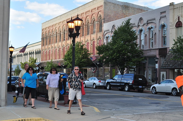 Walkability In Downtown Bay City Flickr Photo Sharing
