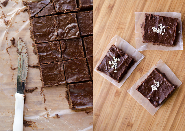 Sesame Seed Bone Building Chocolate Melts by Mary Banducci 4