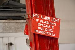 Creamery Fire Alarm