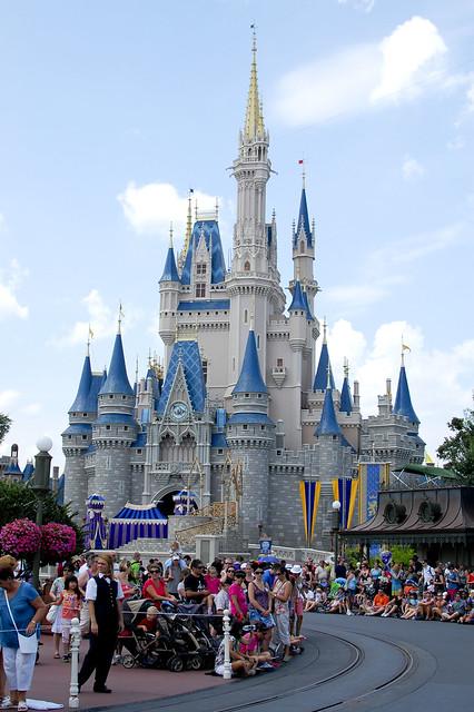 Cinderella's Castle.