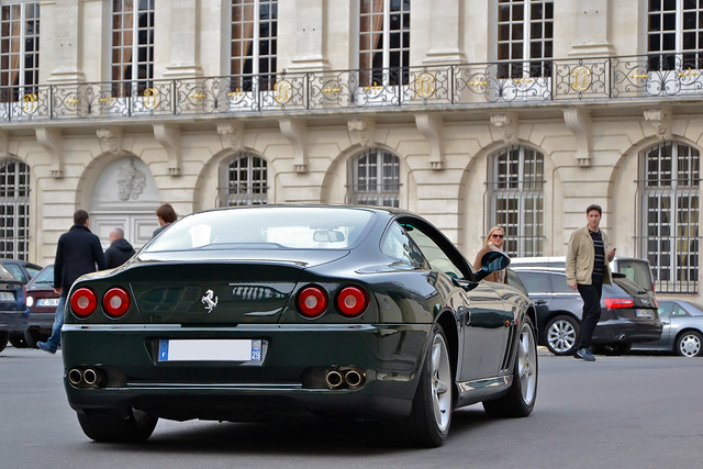 Ferrari 550 Maranello (F133)