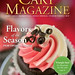 Cary Magazine Cover - Peppermint Hot Cocoa - <span>www.cupcakebite.com</span>