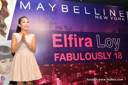 Elfira Loy Duta Maybeline
