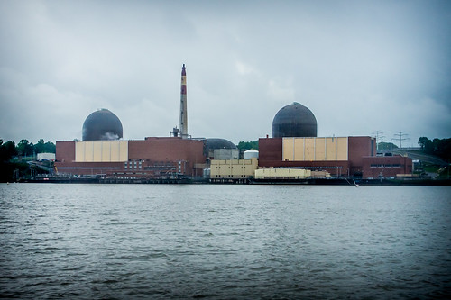 India Point Nuclear Power Plant, Hundson