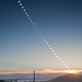 Eclipse over the Golden Gate Bridge by Pelo78