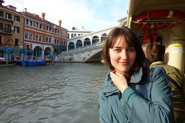 003 - Entrando en Venecia