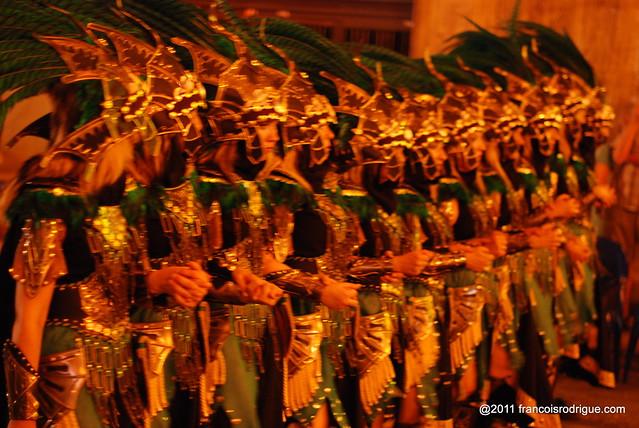 Fiesta Moros y Cristianos, Alicante, Espagne 2011