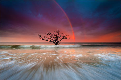 Rainbow Over Edisto Island