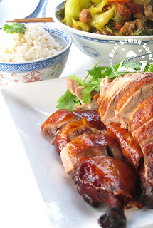 Crispy Skin Roasted Duck
