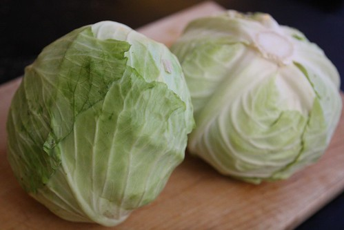 Cabbage (Week 30)