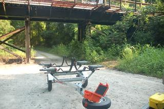 Broad River Paddling May 26, 2012 9-07 AM