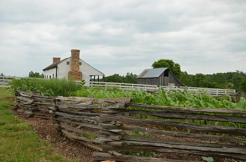 rural garden rustic mo missouri ozarks historicsite ashgrove statehistoricsite nathanboone