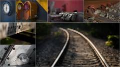 ABANDONED RAIL LINE & QUARRY