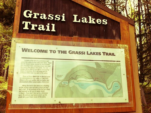 Kid Friendly Hikes Near Calgary: Grassi Lakes Trail