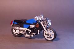 Norton 850 Commander - Lego 393