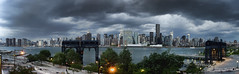 LIC Pano of Manhattan