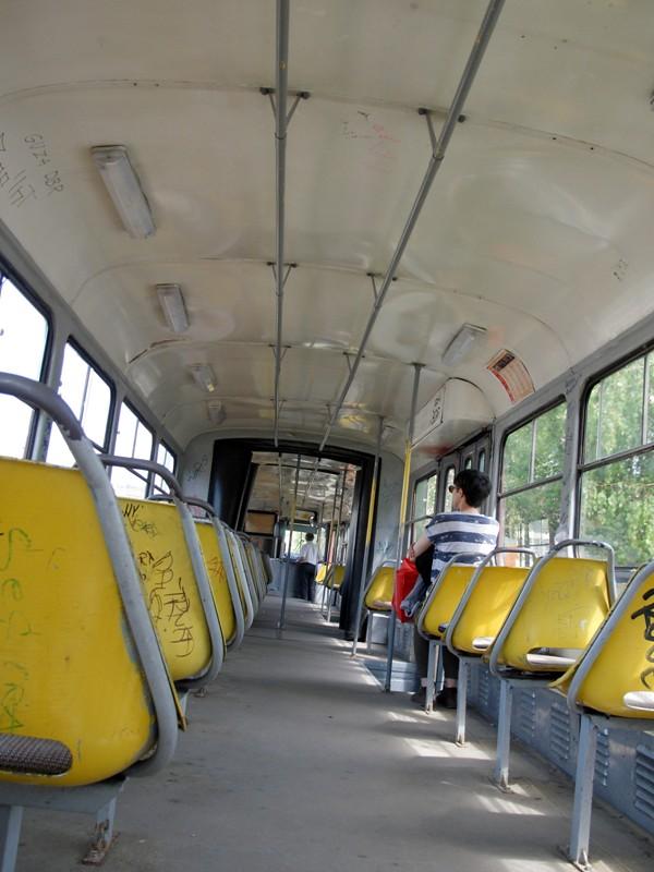 Dans le bus@Sarajevo
