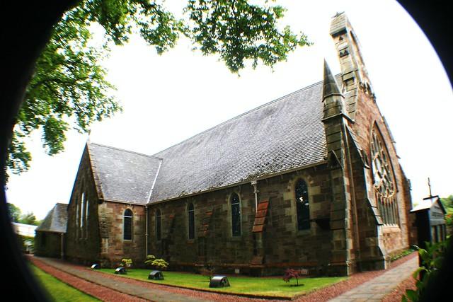Alloway Parish Church, Ayrshire