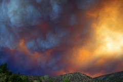Gila National Forest Wildfire (Whitewater -Baldy Fire)
