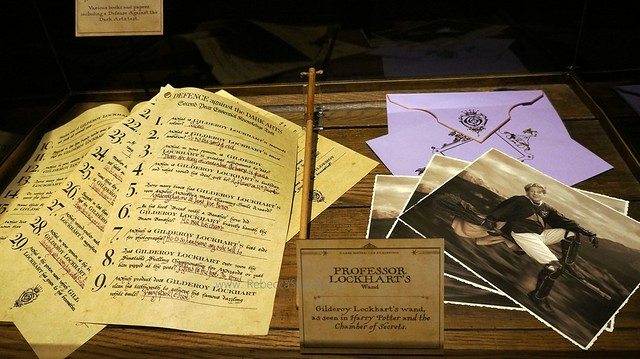 HARRY POTTER THE EXHIBITION - ArtScience Museum, Singapore (49)