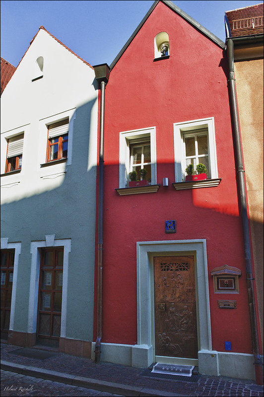 Eh'häusl in Amberg