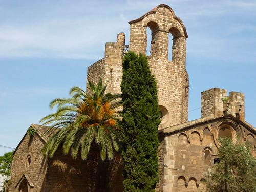 Monasterio Sant Pau del Camp