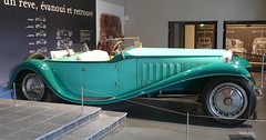 Bugatti Royale Roadster Armand Esders 1930 - 1990 green r