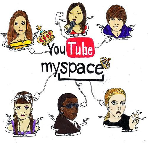 , Music publishing and the social media, My cartoon Blog, My cartoon Blog