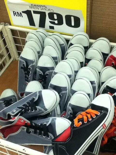 Shoes RM 17.9