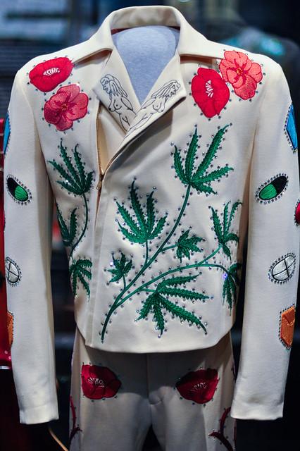 Gram Parsons' suit (front)