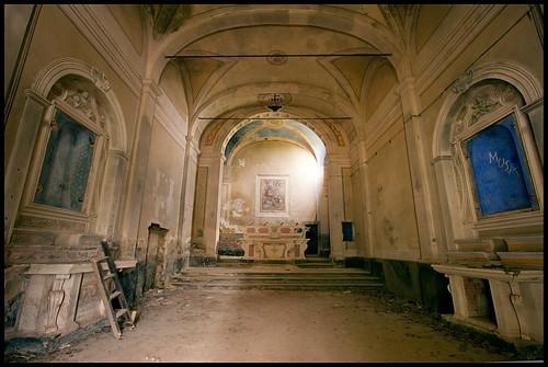 9 luoghi abbandonati in toscana for Case abbandonate italia