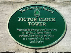 Photo of Green plaque number 10649
