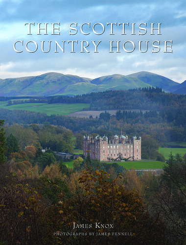 The Scottish Country House front cover