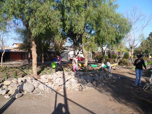 Plaza Nuestro Parque