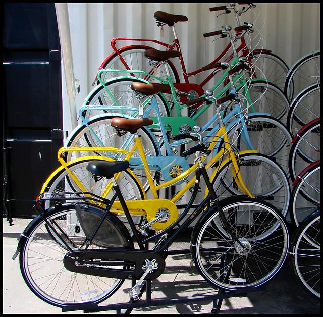 Bobbins bikes
