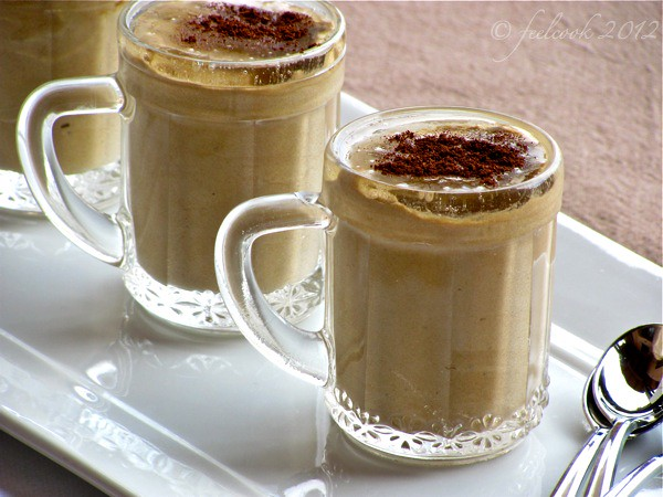 Bicchierini caffè e anice
