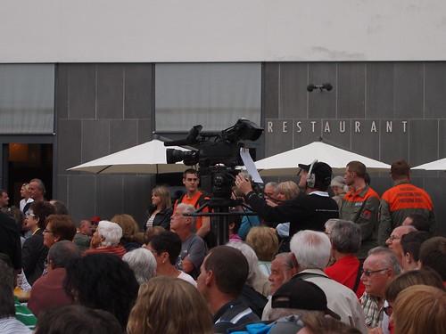 Kamera, Sicherheitsleute