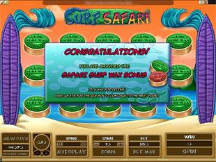Surf Safari Free Spins