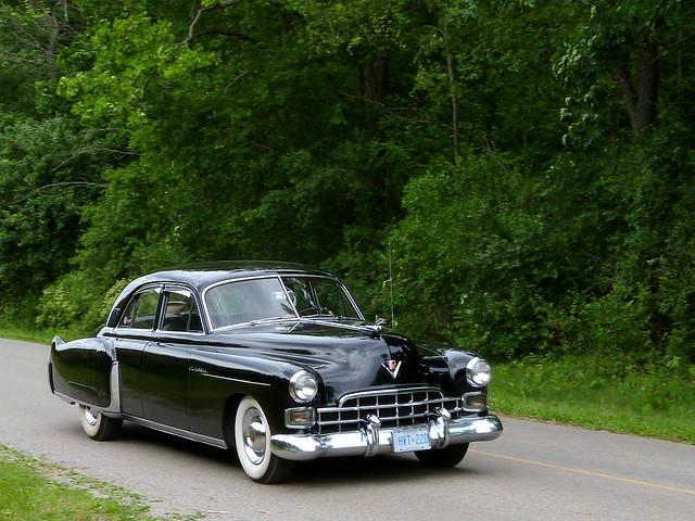 1948 Cadillac Fleetwood Flickr Photo Sharing