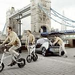 BMW i Pedelec - компактный электровелосипед