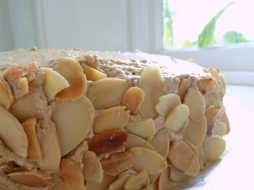 Ellen Svinhufvud Almond Cake