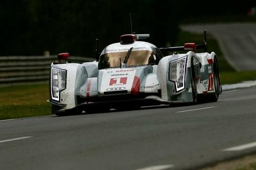 ルマン決勝5『Photo:Audi Sport』