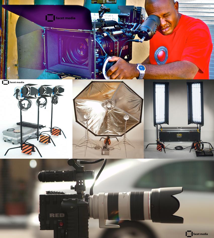 Studio Lighting Rental: RED One, RED EPIC(s), Lighting And Studio Rental Fort