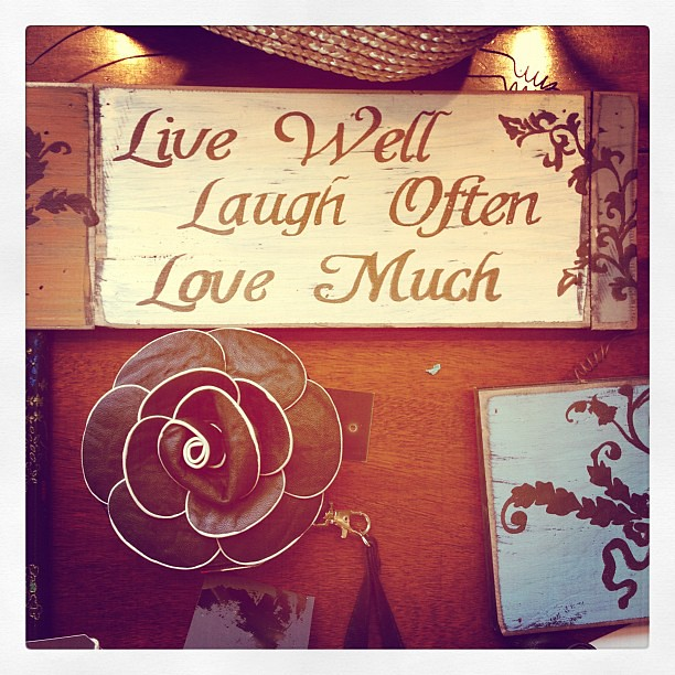 live well laugh often love much flickr photo sharing. Black Bedroom Furniture Sets. Home Design Ideas