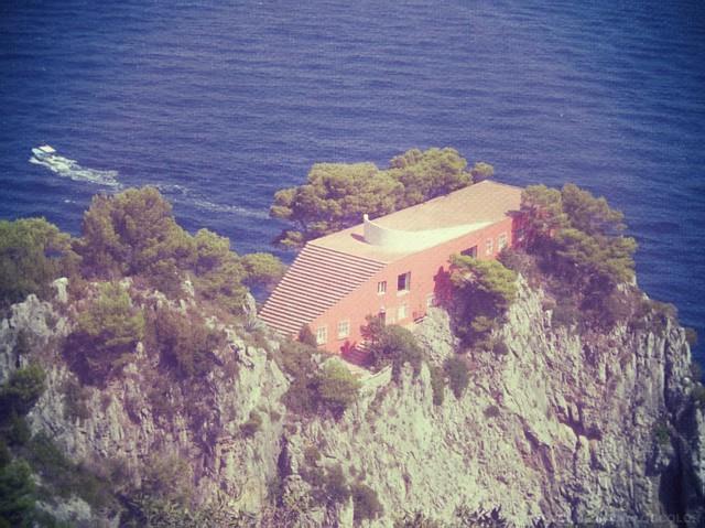 Casa Malaparte Persol